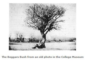Beggars bush Oscott College Museum